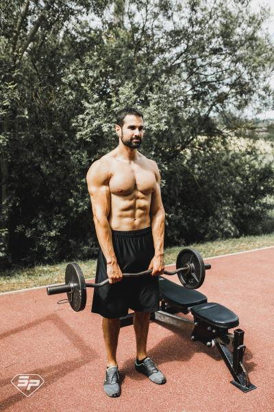 séries dégressives en musculation